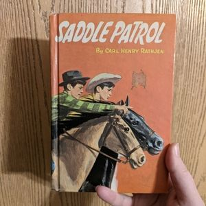 Saddle Patrol 1970 by Carl Henry Rathjen GUC